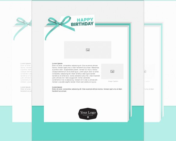 Happy Birthday Email Template New 9 Happy Birthday Email Templates HTML Psd