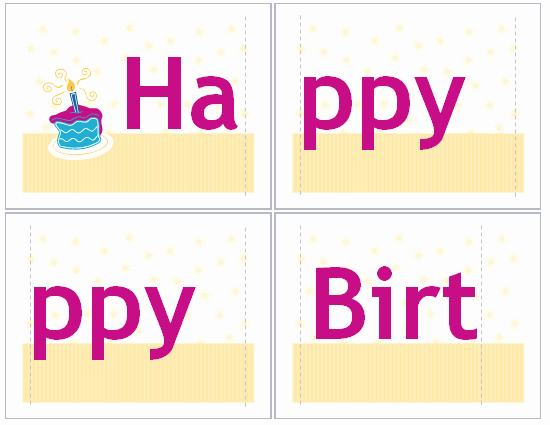 Happy Birthday Sign Template Awesome Flyers Templates Happy Birthday Banner Banners Flyers