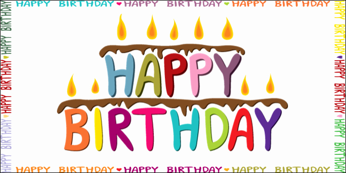 Happy Birthday Sign Template Beautiful Happy Birthday Banner Template Download Gallery