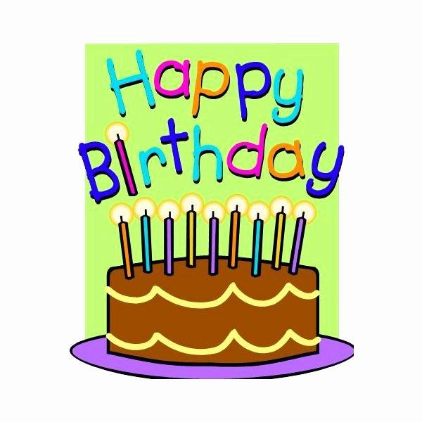 Happy Birthday Sign Template Elegant Happy Birthday Sign Template Clipart Best