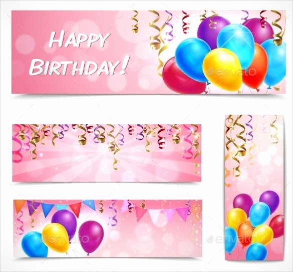 Happy Birthday Sign Template Unique Birthday Banner Template – 23 Free Psd Eps In Design