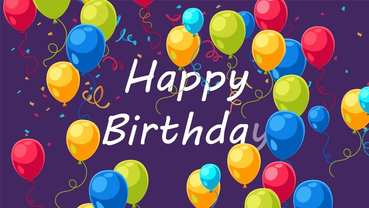 Happy Birthday Template Free Awesome Happy Birthday Free after Effects Template
