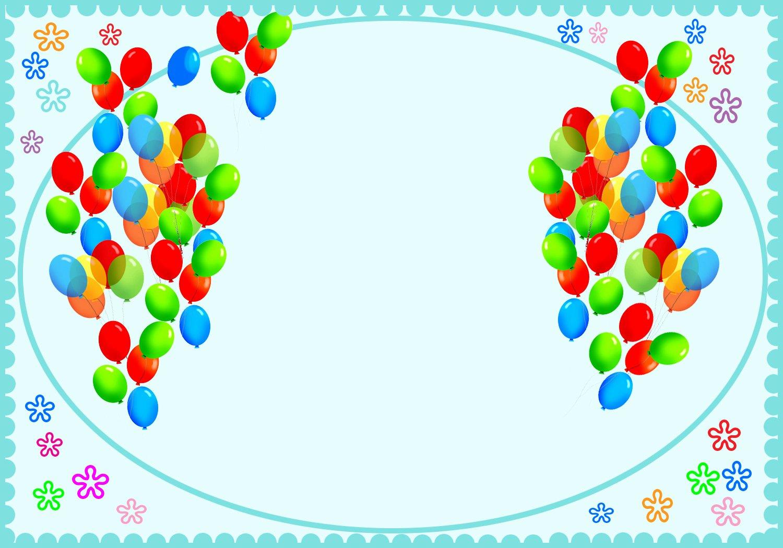 Happy Birthday Template Free Fresh Birthday Card Template