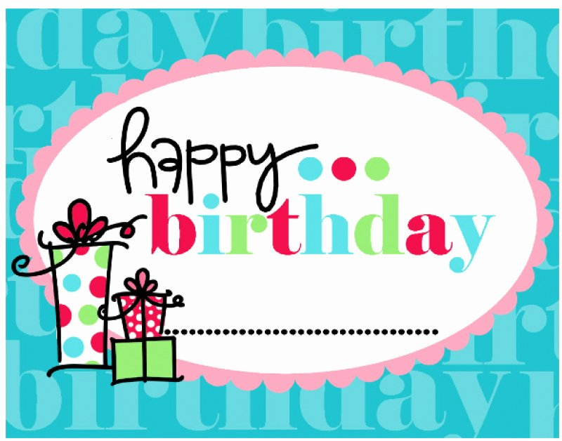 Happy Birthday Template Free Fresh Free Printable Happy Birthday Banner Templates