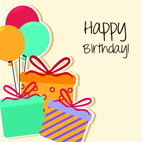 Happy Birthday Template Word Best Of Cartoon Style Happy Birthday Greeting Card Template 02