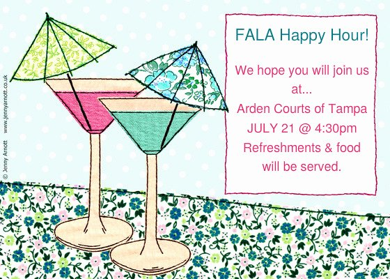 Happy Hour Invite Template Beautiful Fala Hillsborough Happy Hour Line Invitations & Cards