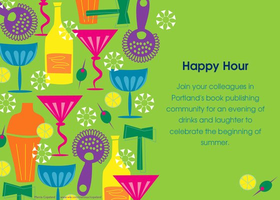Happy Hour Invite Template Best Of Pubwest Portland Happy Hour Line Invitations & Cards by