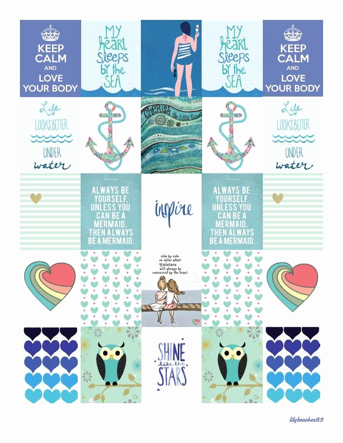 Happy Planner Sticker Template Lovely 1000 Images About Erin Condren On Pinterest