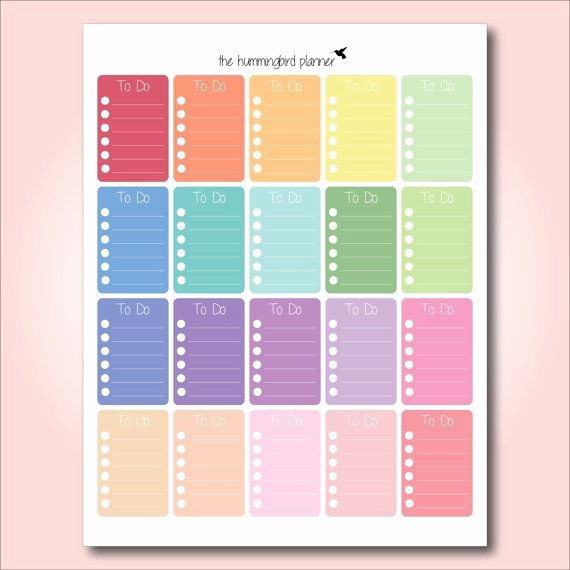 Happy Planner Sticker Template Unique 100 Ideas to Try About Happy Planner Love