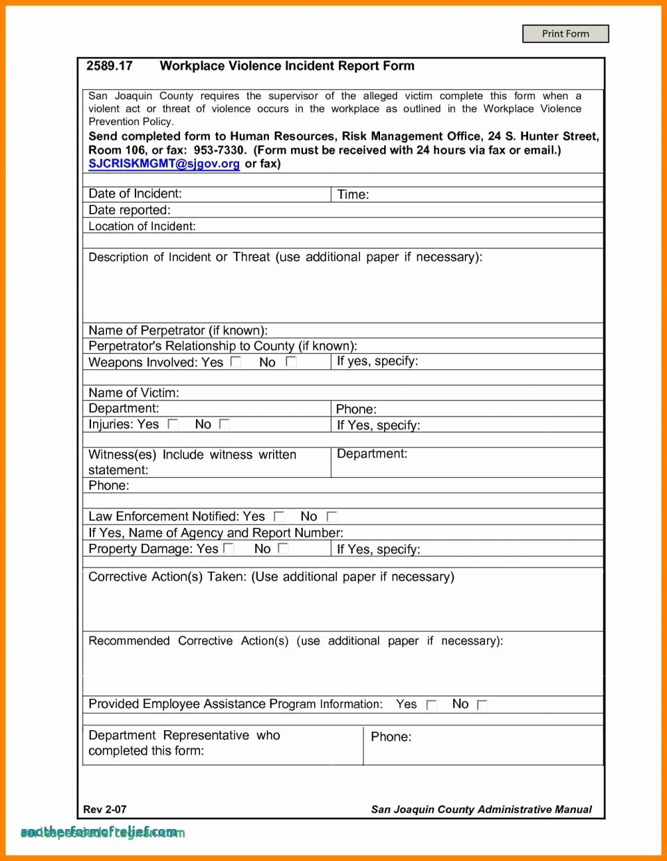 Harassment Investigation Report Template Fresh Workplace Investigation Report Example Template Unique