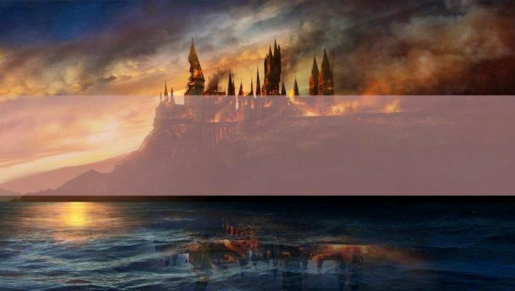 Harry Potter Powerpoint Template Fresh Hogwarts Powerpoint Template Koolzonefo