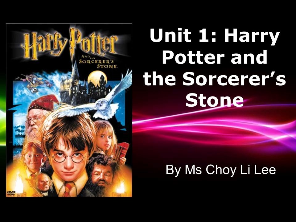 Harry Potter Powerpoint Template Fresh Unit 1 Harry Potter and the sorcerer's Stone Ppt Video