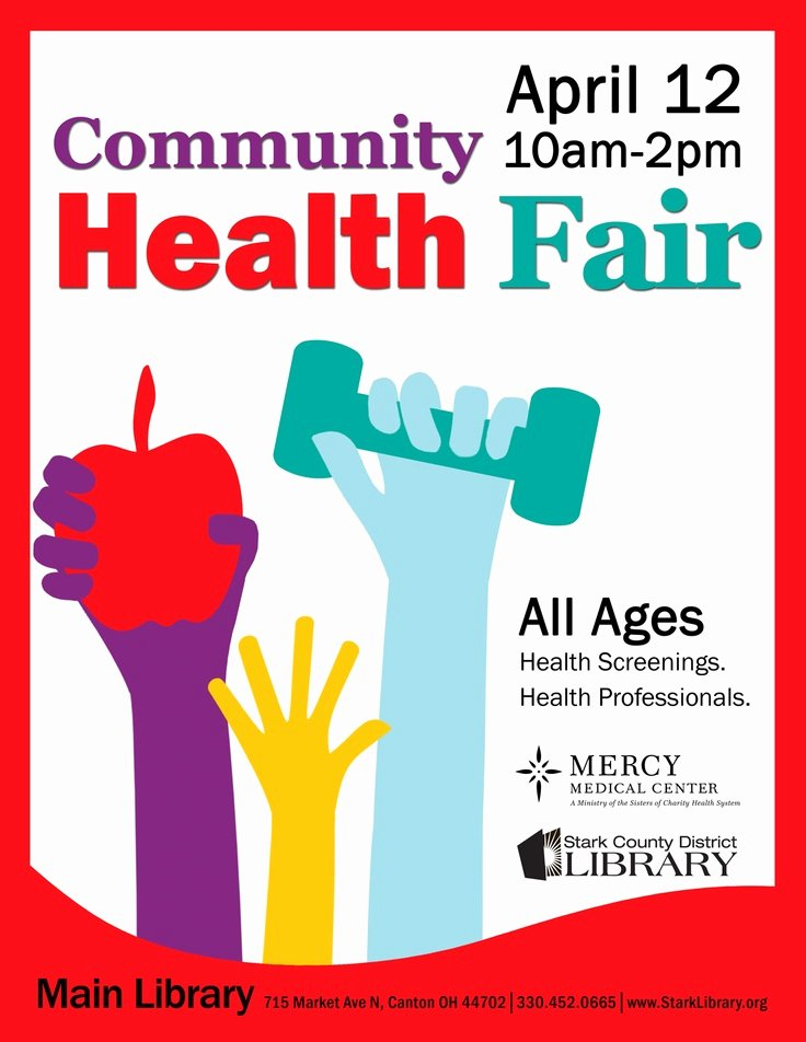 Health Fair Flyer Template Beautiful 15 Best Images About Health Fair On Pinterest