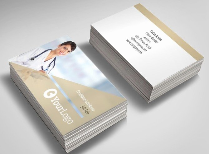 Health Insurance Card Template Fresh Health & Medical Insurance Pany Business Card Templates