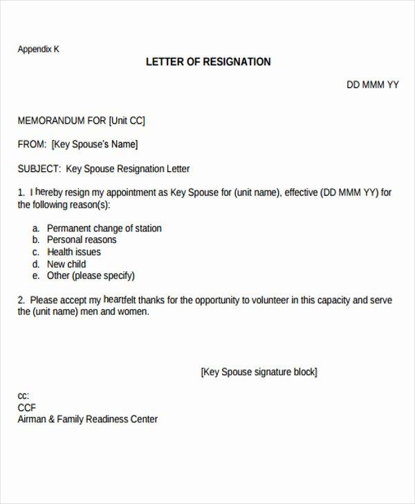 Heartfelt Resignation Letter Template Best Of Heartfelt Resignation Letter Heartfelt Resignation Letters