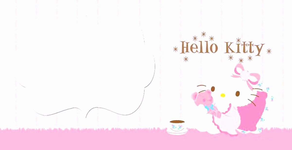 Hello Kitty Invite Template Luxury Hello Kitty Free Printable Invitations for Birthday