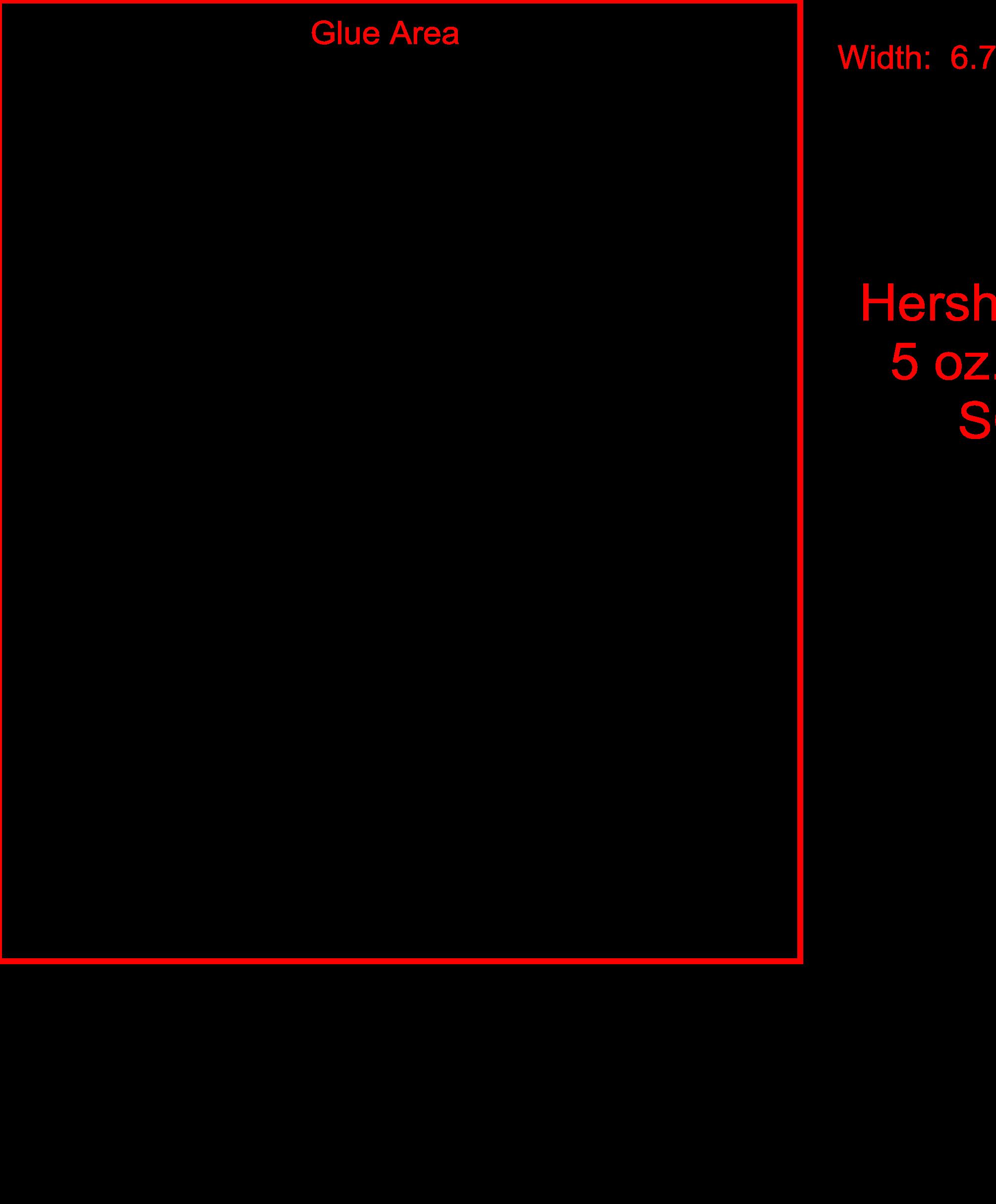 Hershey Bar Wrapper Template Fresh 5 Best Of Hershey Miniature Candy Bar Wrapper