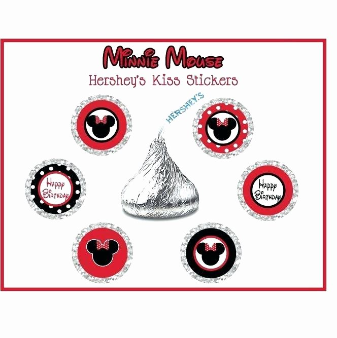 Hershey Kisses Labels Template Awesome Hershey Kiss Stickers Lovebirds Wedding – Kozman
