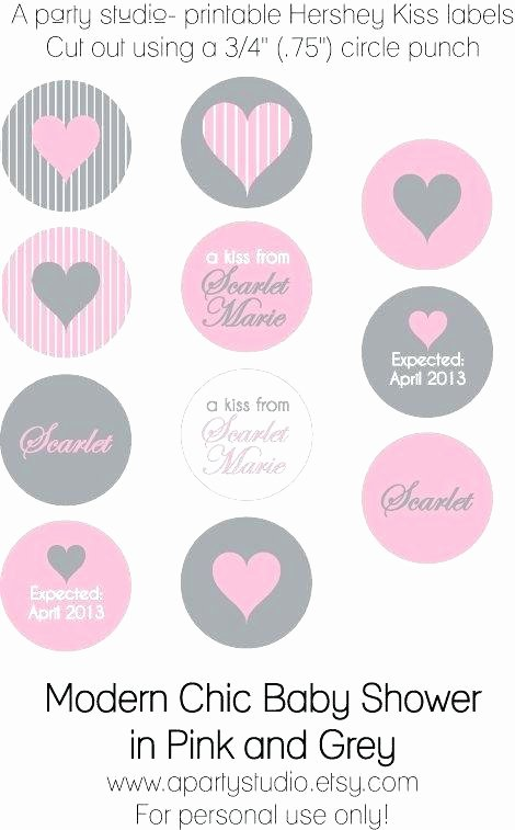 Hershey Kisses Labels Template Lovely Hershey Kiss Stickers Lovebirds Wedding – Kozman