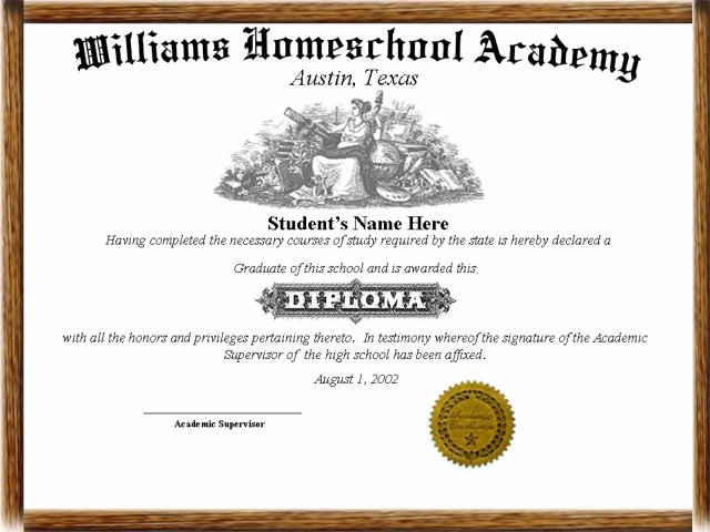 High School Diploma Template Elegant High School Diploma Template