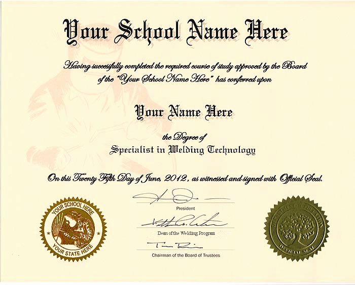 High School Diploma Template Elegant High School Diploma Template with Seal Free Download