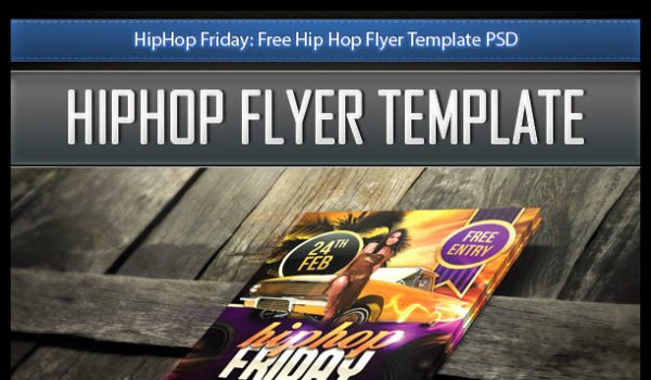 Hip Hop Flyer Template Beautiful 12 Free Credit Card Design Psd Templates