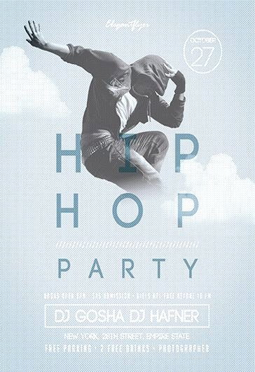 Hip Hop Flyer Template Lovely Free Hip Hop Flyer Templates Psd