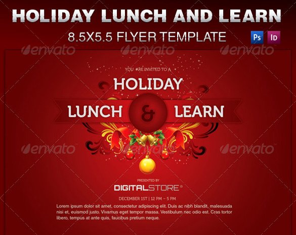 Holiday Flyer Template Word Best Of 35 Holiday Flyer Templates Word Psd Vector Eps Png