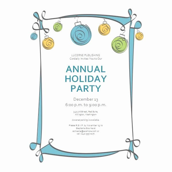 Holiday Flyer Template Word Fresh 10 Places to Get A Free Christmas Flyer Template for Your