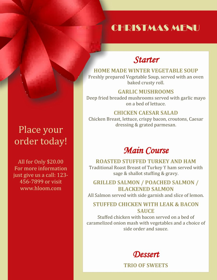 Holiday Flyer Template Word Fresh Free Christmas Flyer Templates Microsoft Word Yourweek
