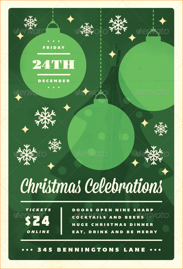 Holiday Flyer Template Word Lovely Free Christmas Flyer Templates Word Yourweek 7e61d7eca25e