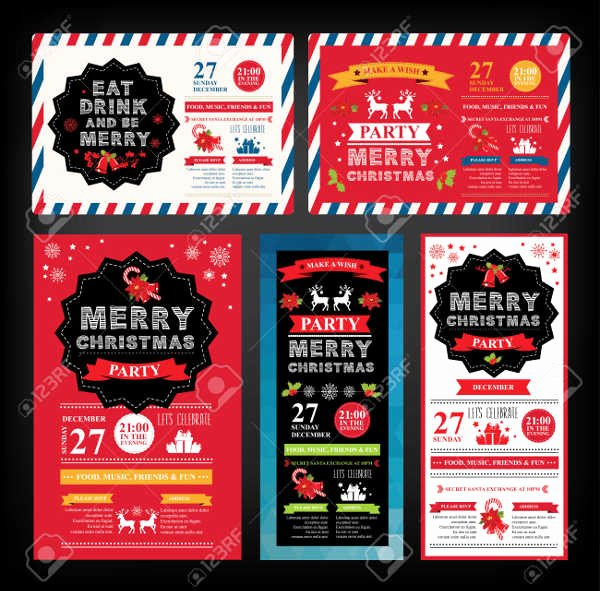 Holiday Party Flyer Template Best Of 47 Free Flyer Templates