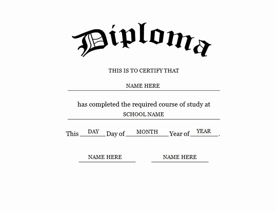 Homeschool Diploma Template Free Beautiful Free Templates Clip Art & Suggested Wording Geographics