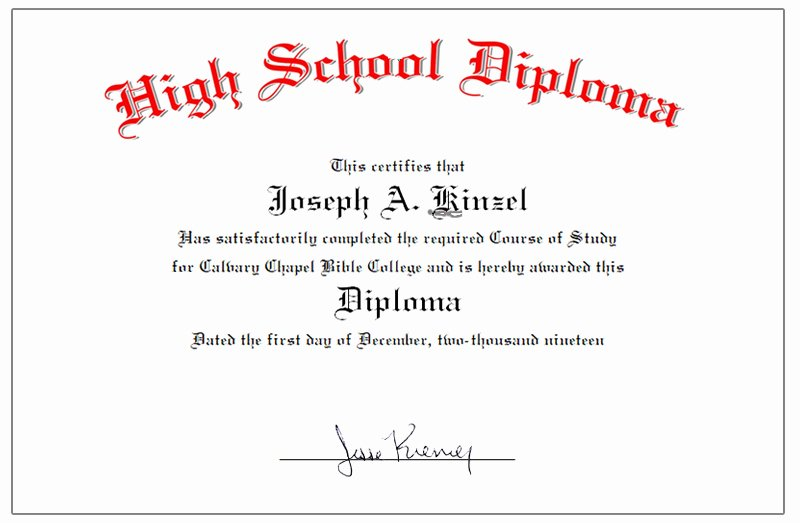 Homeschool Diploma Template Free Luxury Home School Diplomas Printing Diploma Covers