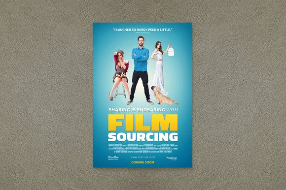 Horror Movie Poster Template Fresh Edy Movie Poster Template Flyer Templates On Creative