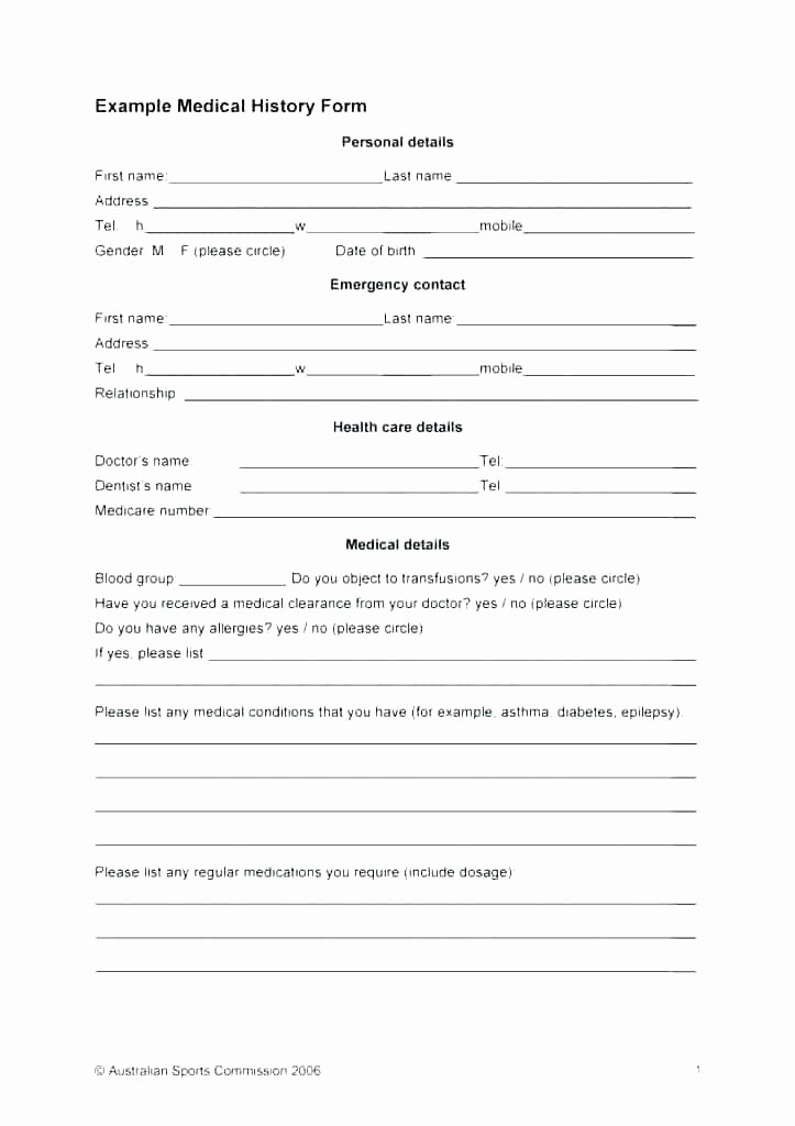 Hospital Release form Template Unique Emergency Room Release form Template Discharge Beautiful