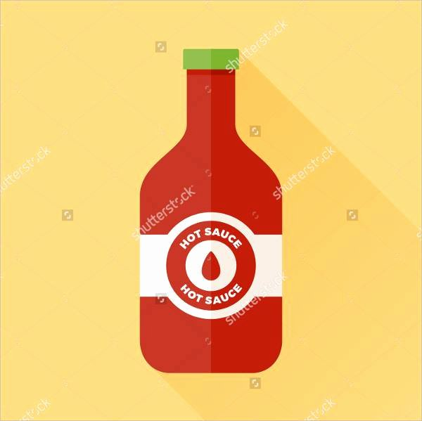 Hot Sauce Label Template Inspirational 31 Bottle Label Psd Designs