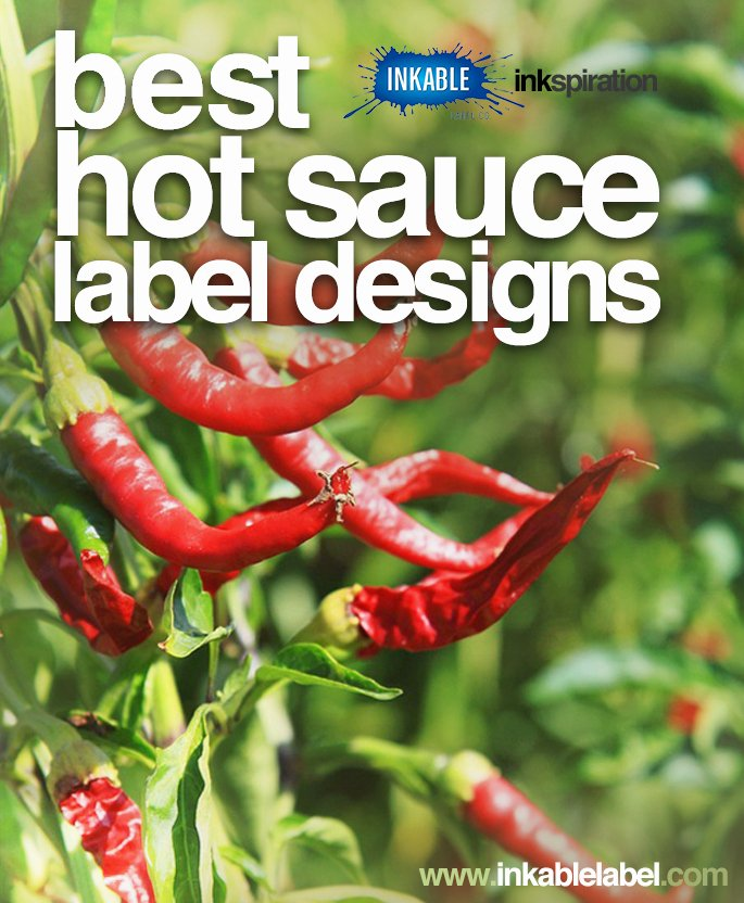 Hot Sauce Label Template Inspirational Best Hot Sauce Label Designs Inkable Label Co