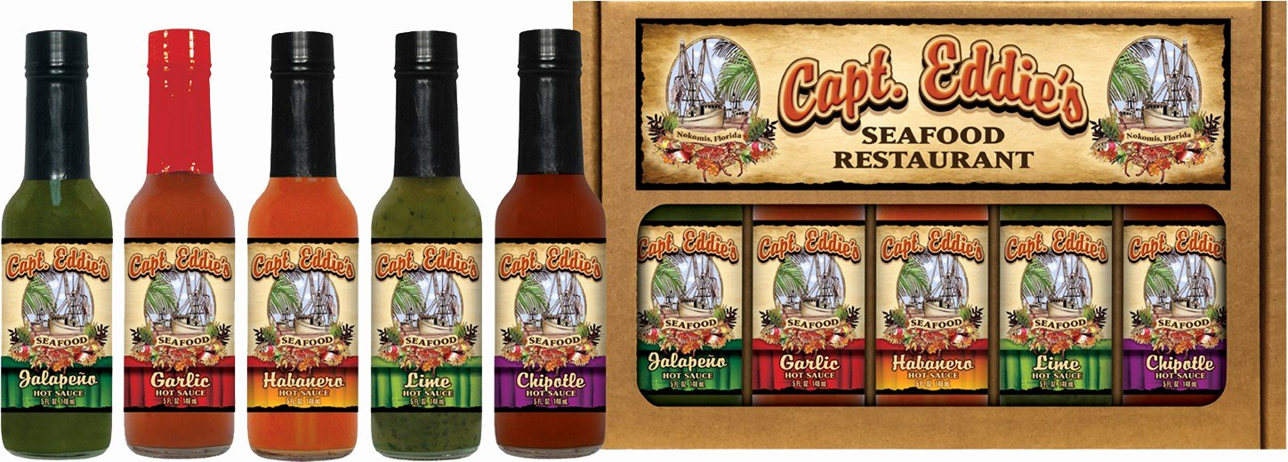 Hot Sauce Label Template Inspirational Private Label Examples Restaurants Food Service
