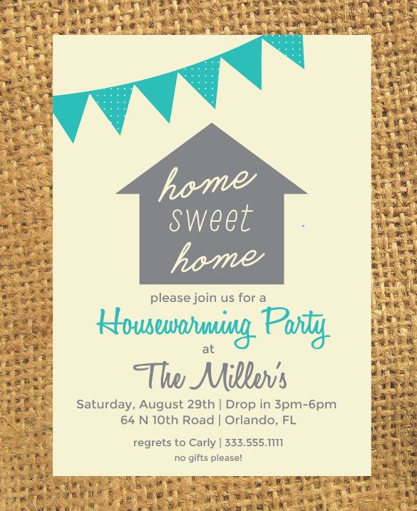 Housewarming Invitation Template Free Beautiful 12 Amazing Housewarming Invitation Templates to Download