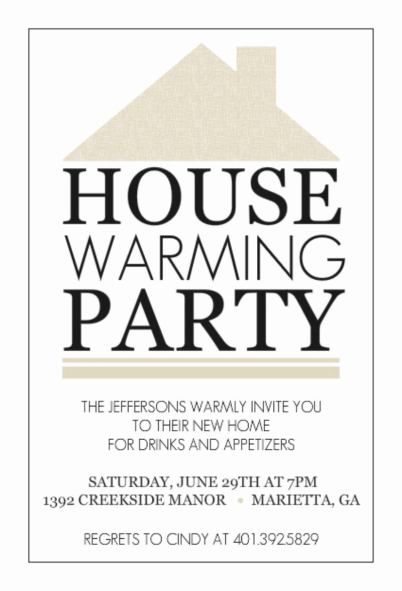Housewarming Invitation Template Free Beautiful Housewarming Invitations Templates Free – orderecigsjuicefo