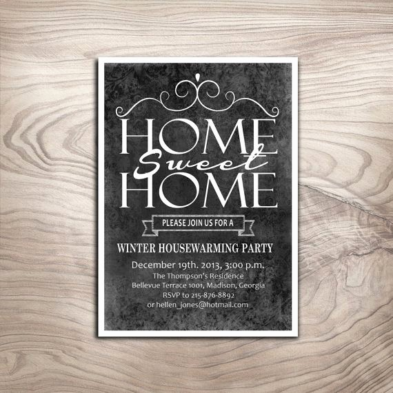 Housewarming Invitation Template Free Fresh Printable Housewarming Party Invitations
