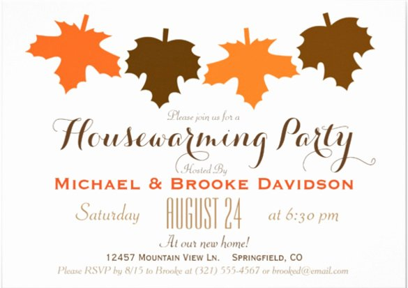 Housewarming Party Invitation Template Beautiful 23 Housewarming Invitation Templates Psd Ai