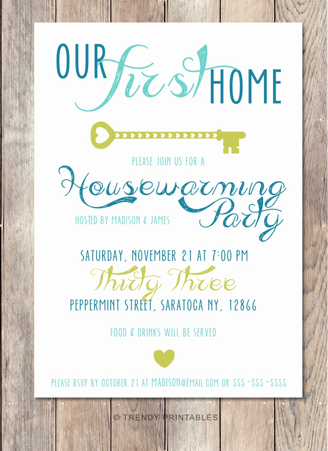 Housewarming Party Invitation Template Best Of Housewarming Party Invitation Housewarming Invitation