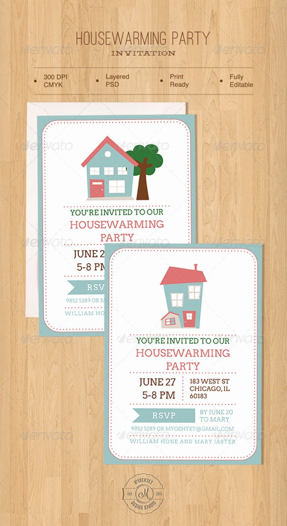 Housewarming Party Invitation Template New Housewarming Invitation Template – 30 Free Psd Vector