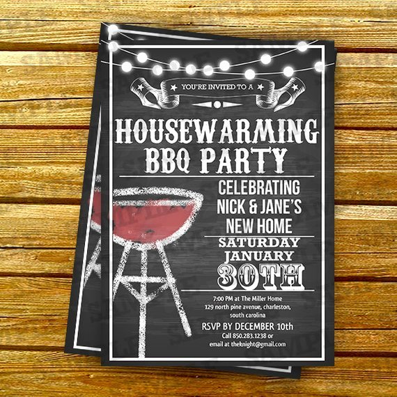 Housewarming Party Invitations Template Elegant Housewarming Party Invitations Template by Artpartyinvitation