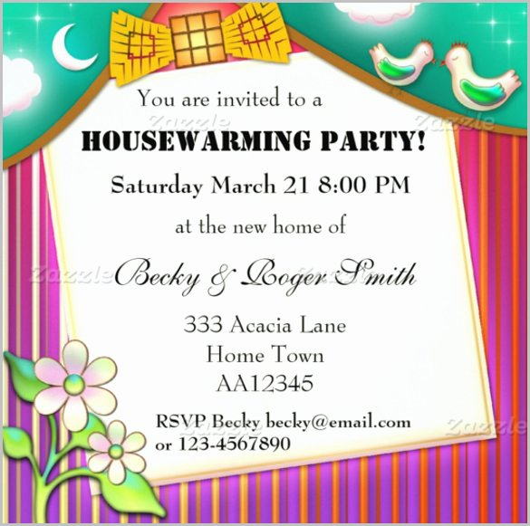 Housewarming Party Invitations Template New 35 Housewarming Invitation Templates Psd Vector Eps