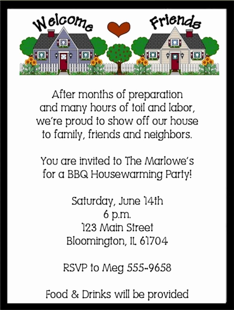Housewarming Party Invitations Template New Printable Housewarming Invitations Templates