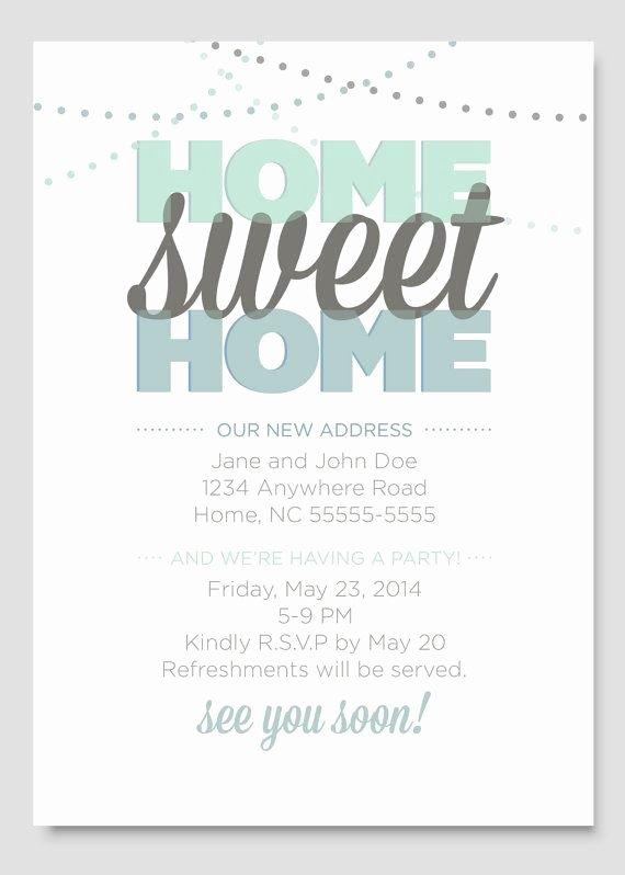Housewarming Party Invitations Template Unique 17 Best Images About Housewarming On Pinterest