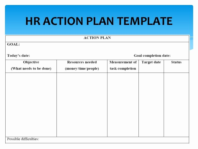 Hr Strategic Plan Template Luxury Hrm and Administration Masterclass